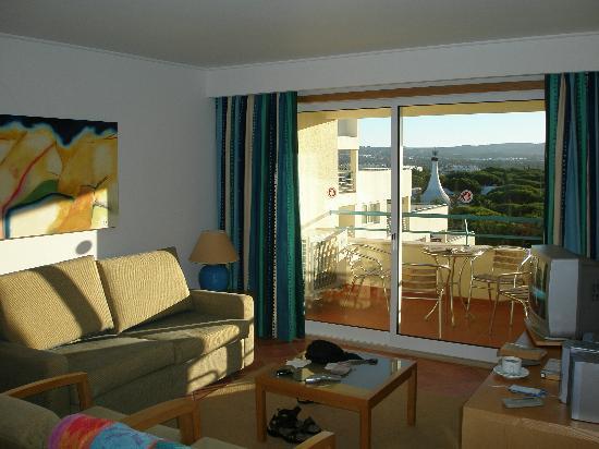 Alpinus Hotel: Lounge