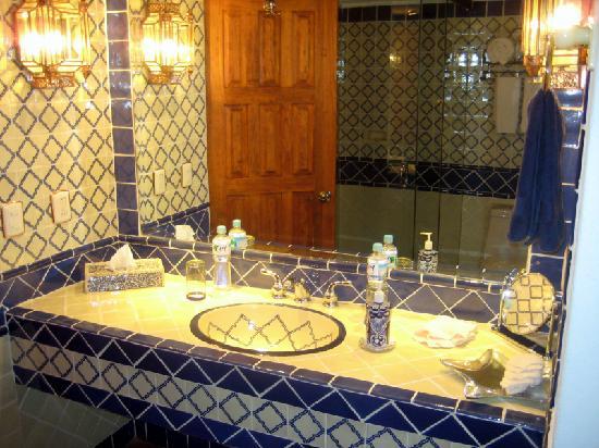 Casa Estrella de la Valenciana: baño1
