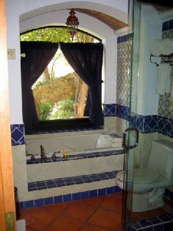 Casa Estrella de la Valenciana: baño 2