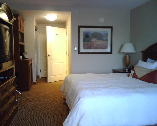 Hilton Garden Inn Columbus: Room Overview