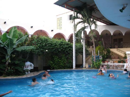 Maria de la Luz Hotel: piscine