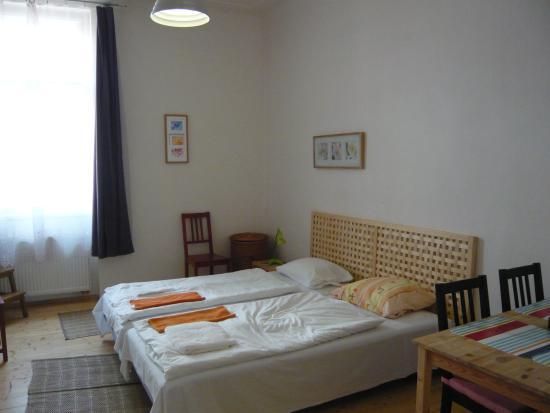Residence Prague Center: Bedroom 1