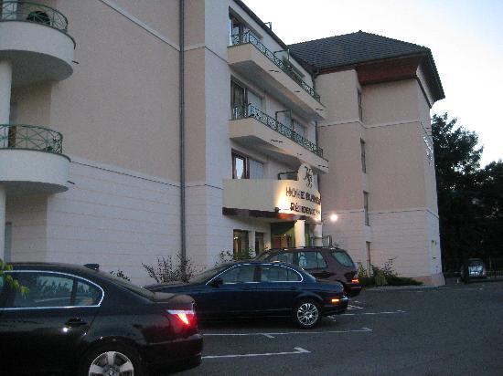 Appart'City Confort Geneve Divonne-les-Bains: hotel extirore