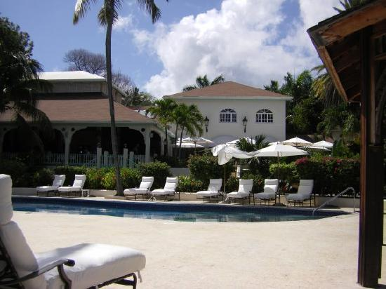Blue Waters Antigua: Main Hotel