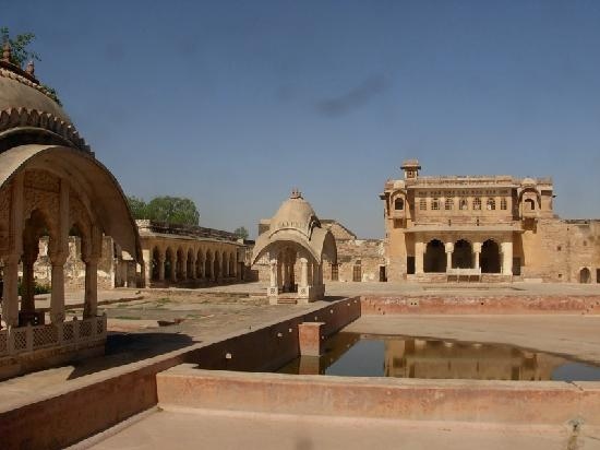 Royal Jodhpur Camp Nagaur: In Nagaur Fort ( 3)