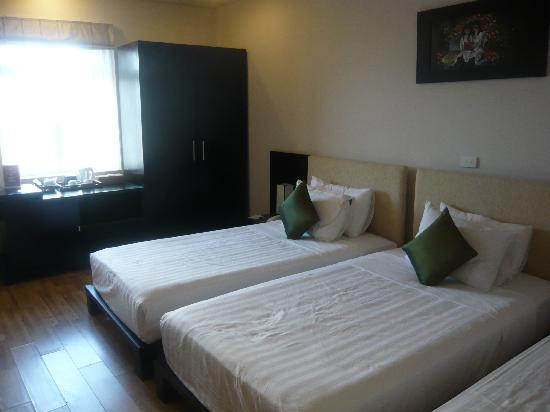 Anise Hotel: Beds