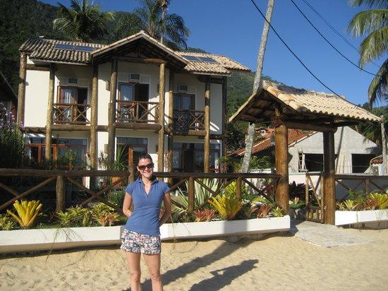 Pousada Caicara : The front of the hotel