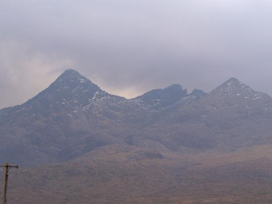 Νήσος Σκάι, UK: The Cuillin Mountains