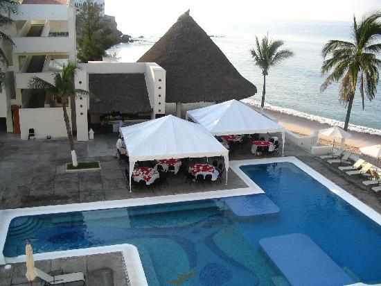 Emporio Mazatlan: From the room
