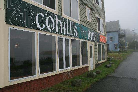 Cohill's Inn: Foggy Morning