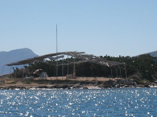 Hotel Lena Mary : l'île de Robinson......