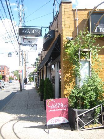 Avalon Restaurant Bardstown Rd Picture Of Louisville Kentucky