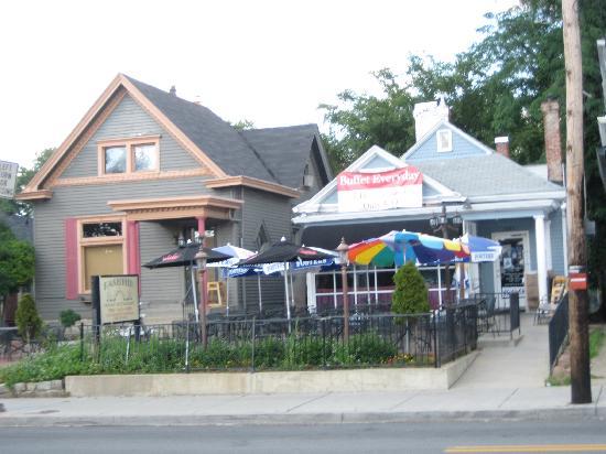 Louisville Ky Kashmir Indian Restaurant Bardstown Rd