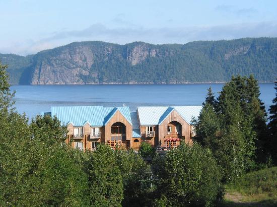 La Baie, Canada: Auberge des Battures