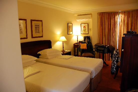 Faircity Falstaff Hotel: Our room.