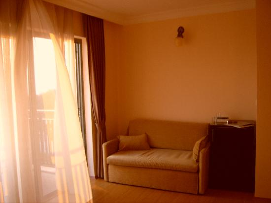 Seaview Suite Hotel: Sitting Room area