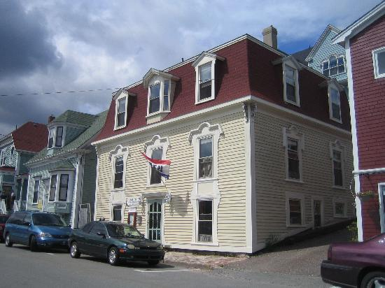 Sail Inn B&B: the sail inn