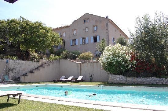 La Maison - Domaine De Bournissac: piscine