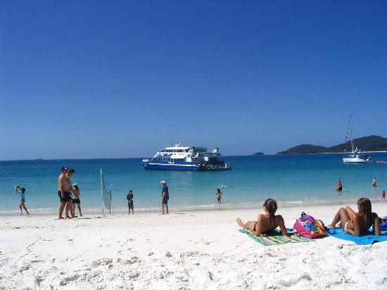 Whitehaven beach, Nth Queensland