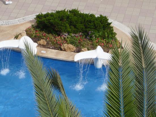 Palmira Isabela: Hotelpool