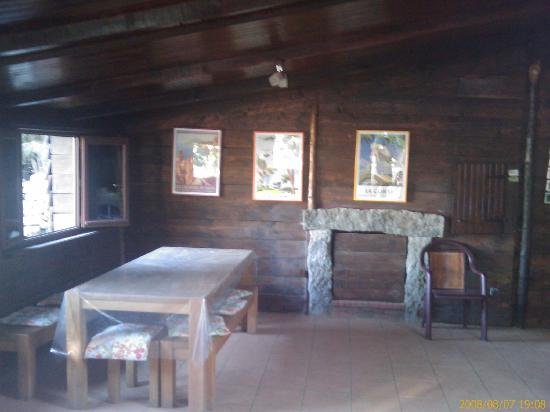 Camping U Monte Cintu : réception