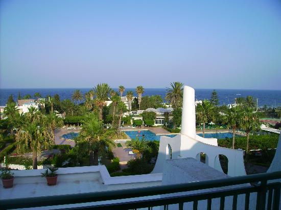 Hasdrubal Thalassa Hotel & Spa Port El Kantaoui: depuis ma chambre