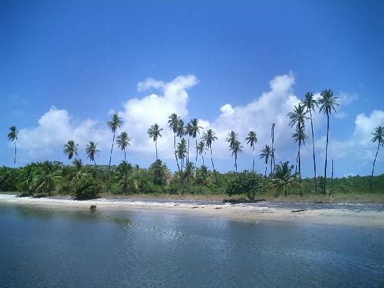 Barra de Cunhau: Barra do Cunhaú