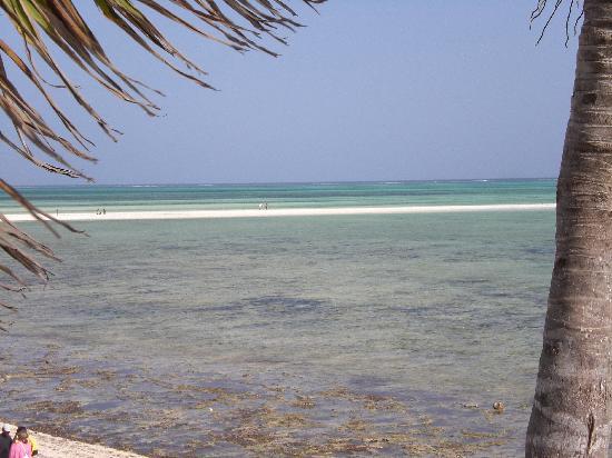 Jacaranda Beach Resort: l'atollo sardegna due (o sardinia 2) .. sabbia bianchissima e troppo bella..
