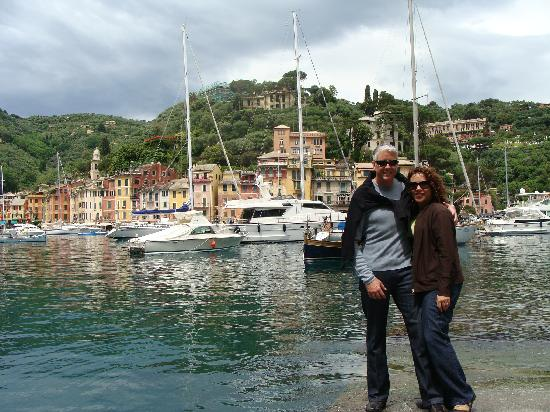 Da U Mariu Di Denaro: The harbor of Portofino