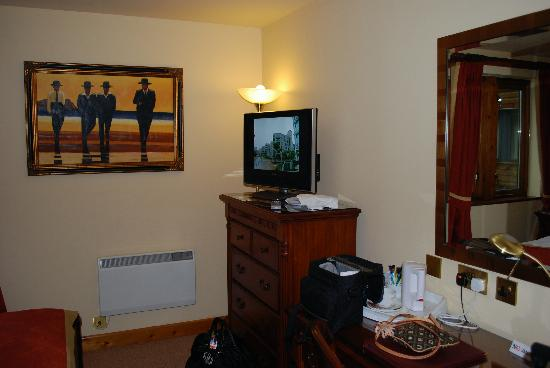 Camden Arms Hotel Room