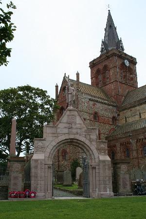 Mainland, UK : St Magnus' Cathedral