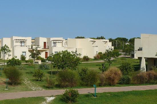 VOI Arenella resort : Die Häuser