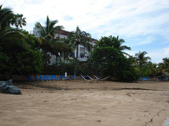 Club Med Ixtapa Pacific: View of main building