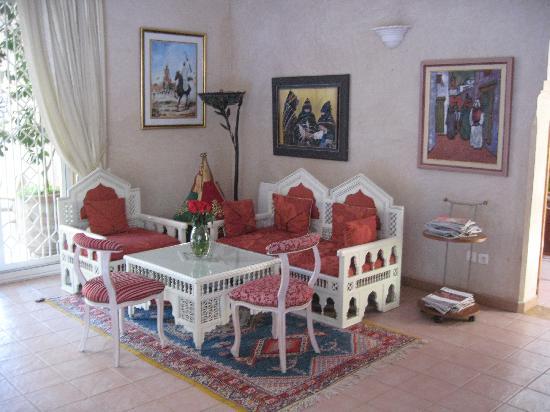 Dar El Kanoun : One of the living room