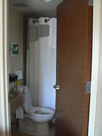 Holiday Inn NYC - Manhattan 6th Avenue - Chelsea: small bathroom