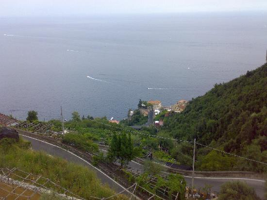 Hotel Doria: panorama da hotel