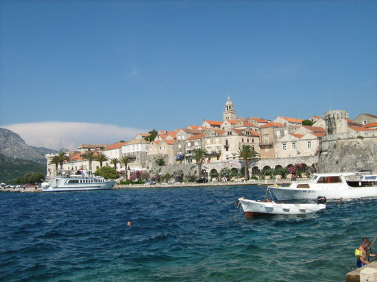 Pizza Restaurants in Korcula Town