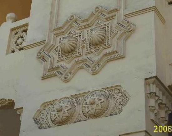 Korba Heliopolis, building detail