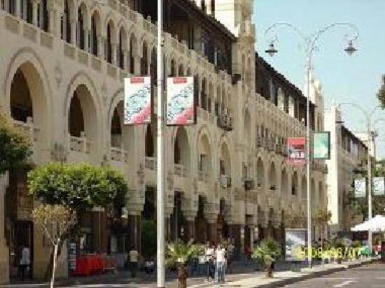 Baghdad Street Heliopolis