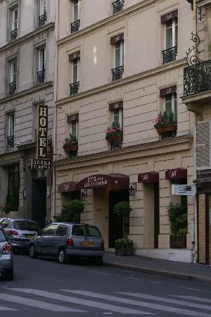 Hotel agora st germain picture of agora saint germain for Hotel agora paris