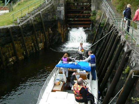 Haverud, Sweden: Håverud kanal, Sweden