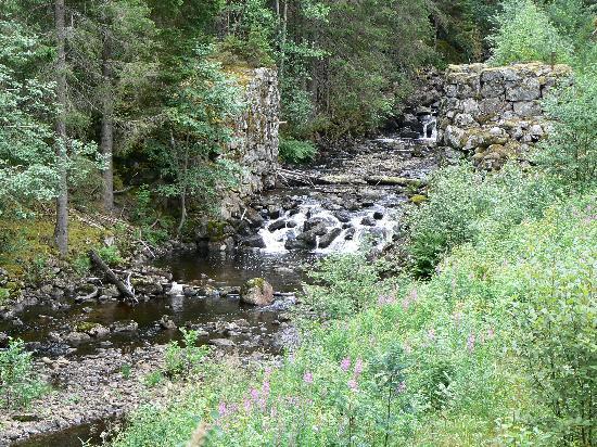 Haverud, Sweden: Sootkanalen, Østfold, Norway