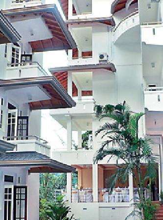 Oak Ray Serene Garden Hotel: Serene Garden Hotel