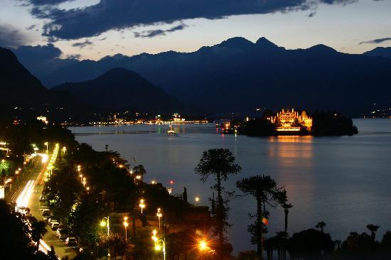 Astoria Hotel : Vue de la terrasse