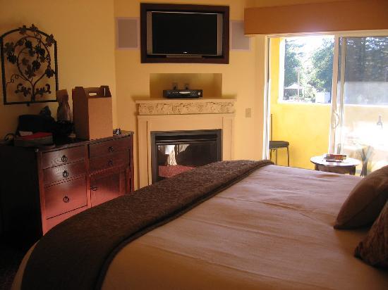 Best Western Dry Creek Inn: Our room
