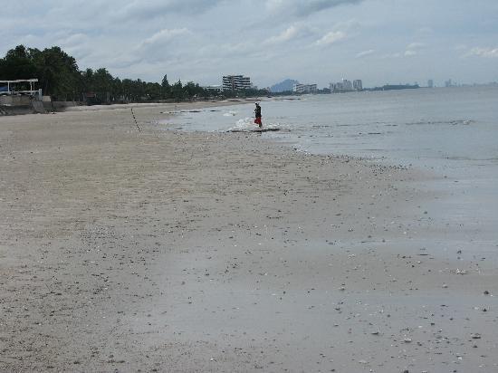 Dune Hua Hin: beach