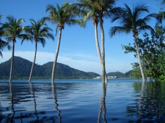 Lumut, Malaysia: Infinity Pool