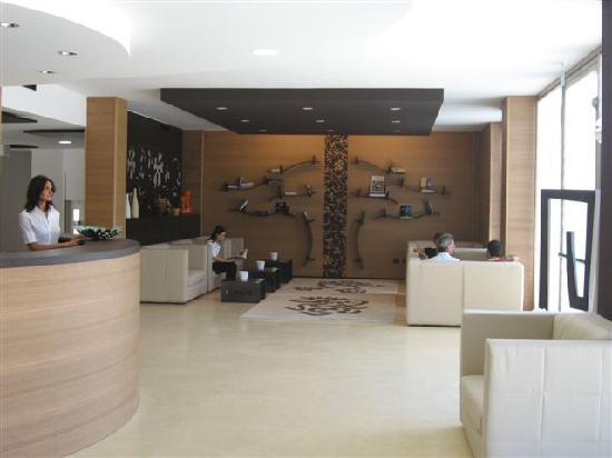 Sanlu Hotel: Sala Lettura