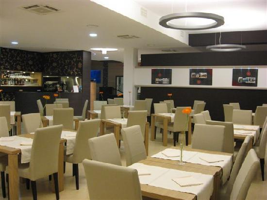 Sanlu Hotel: Sala Ristorazione