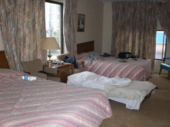 The Olympia Motel: das schöne und saubere Zimmer